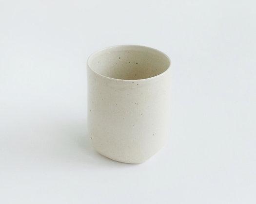 Sejenak Ceramic Mug : Putih Gading