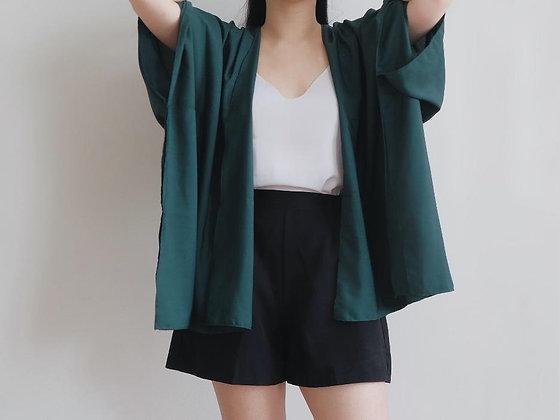 Jemma Outer : Emerald Green
