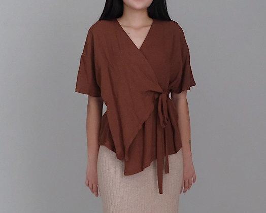 Kay Kimono: Brown