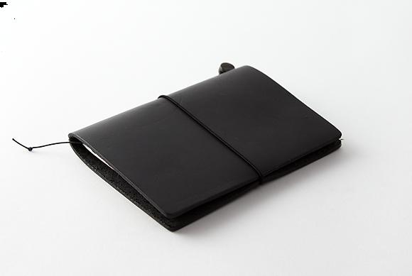 Traveler's notebook (Black)