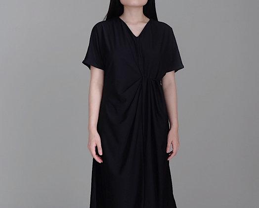 Elise Dress: Black