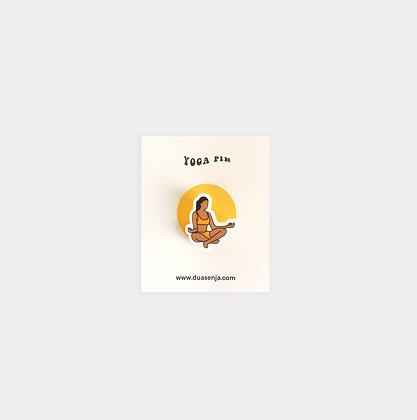 Pin Mungil: Yoga (7 variety)