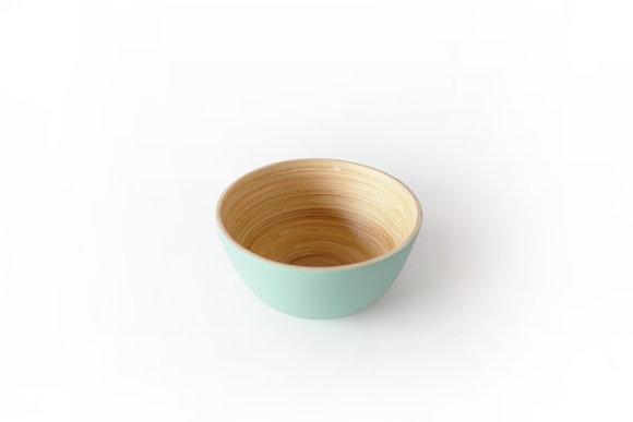 Mint Bamboo bowl