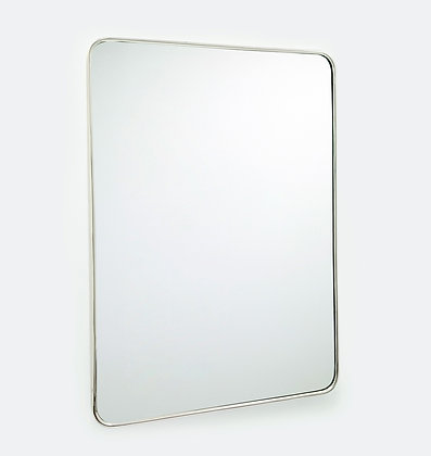 Minimal Frameless Mirror
