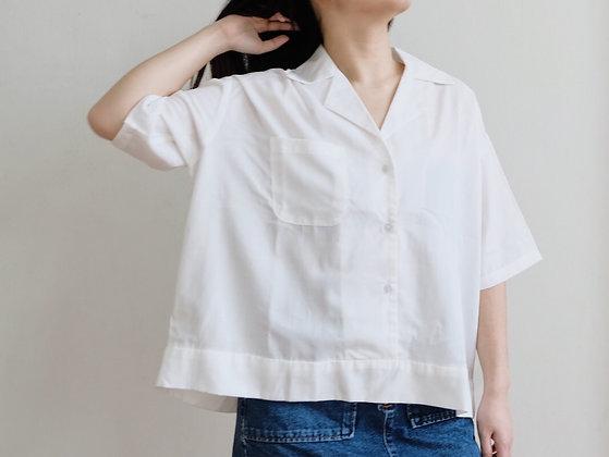 Alex Shirt : White