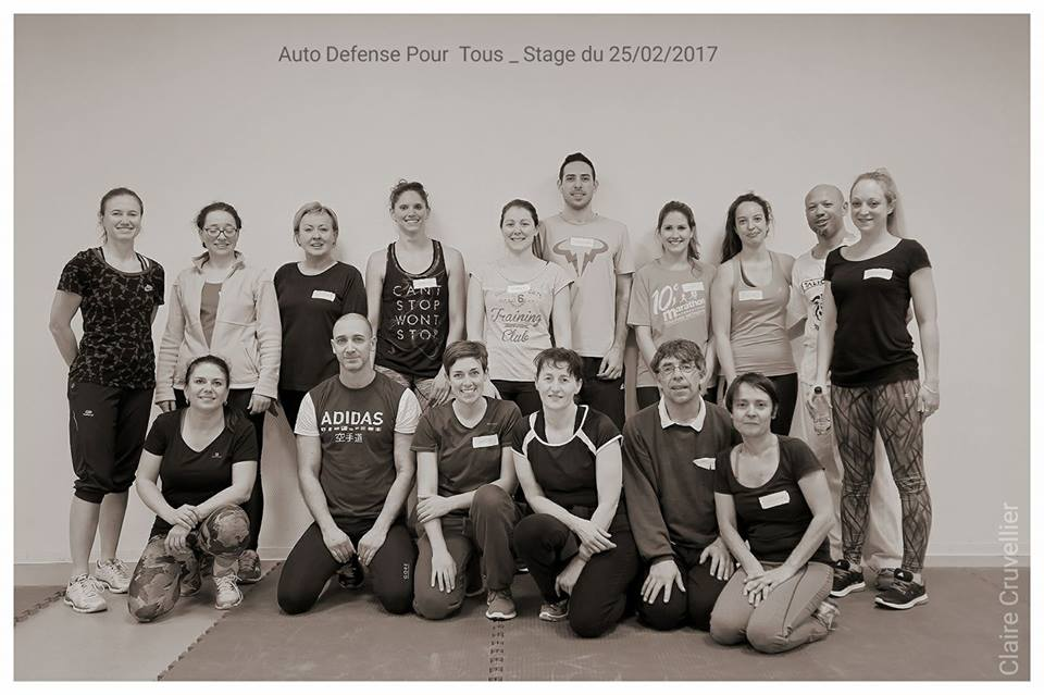 AUTO DEFENSE POUR TOUS_Self Defense