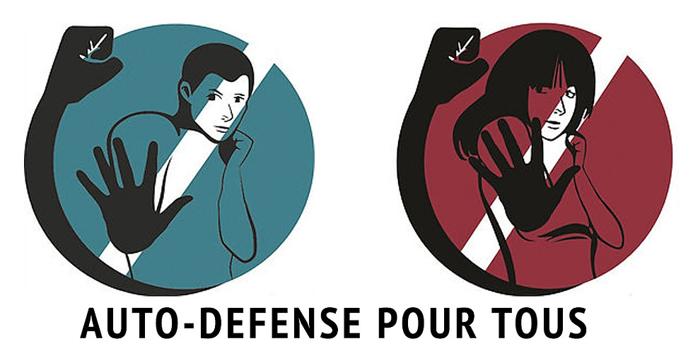 STAGE SELF DEFENSE  // 14 avril 2019
