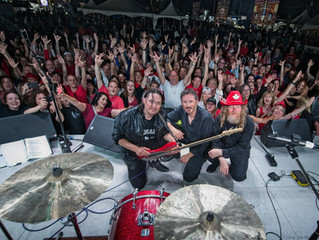 Local Music Flavours at Ribfest