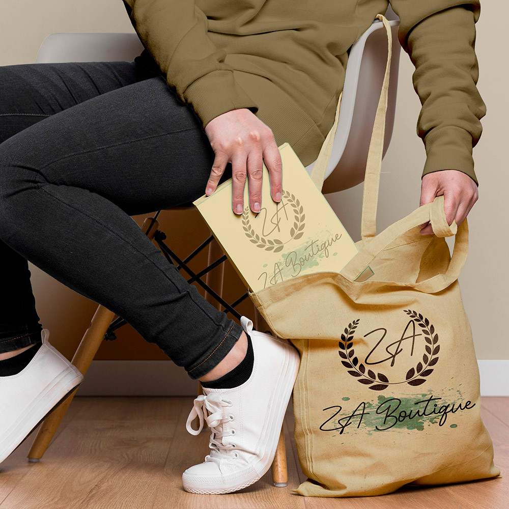 Bag e Catálogo