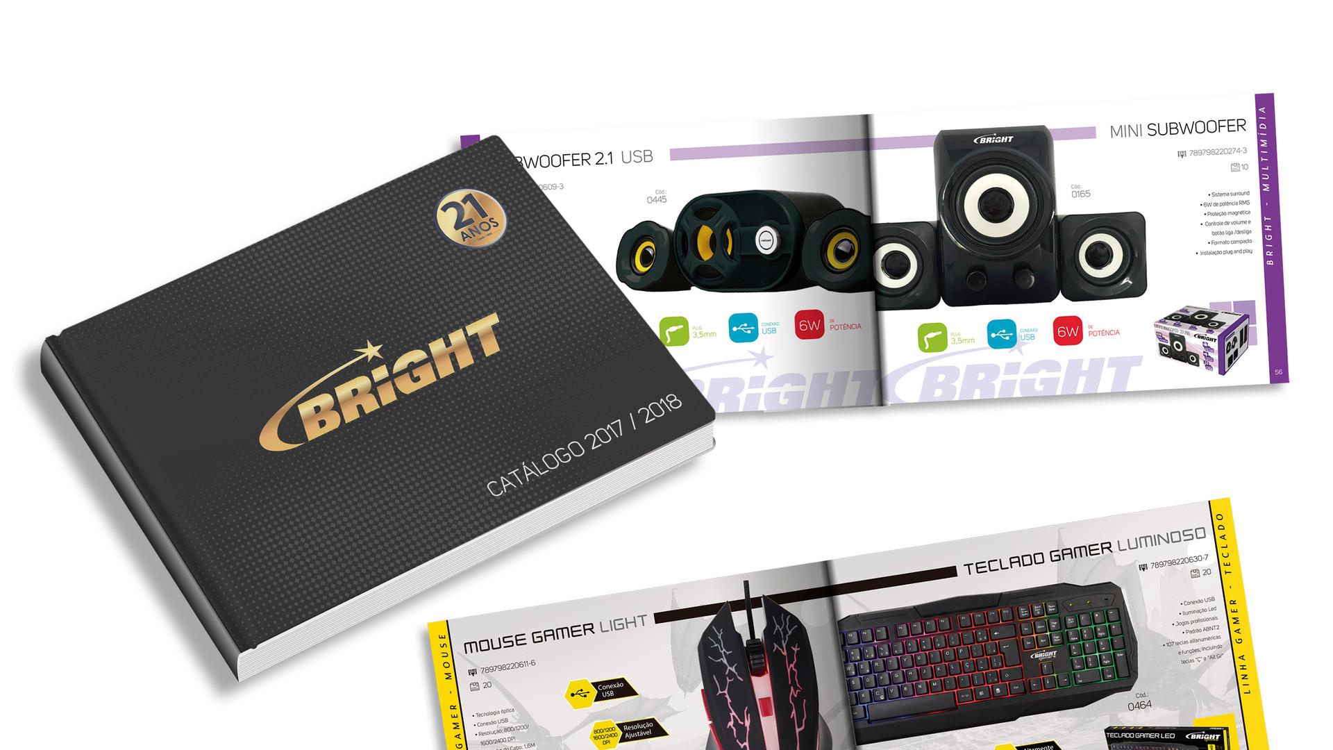Catálogo Bright