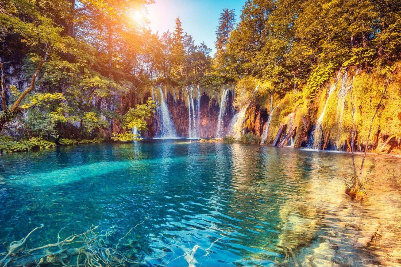 Plitvice lakes tour - 3 pax