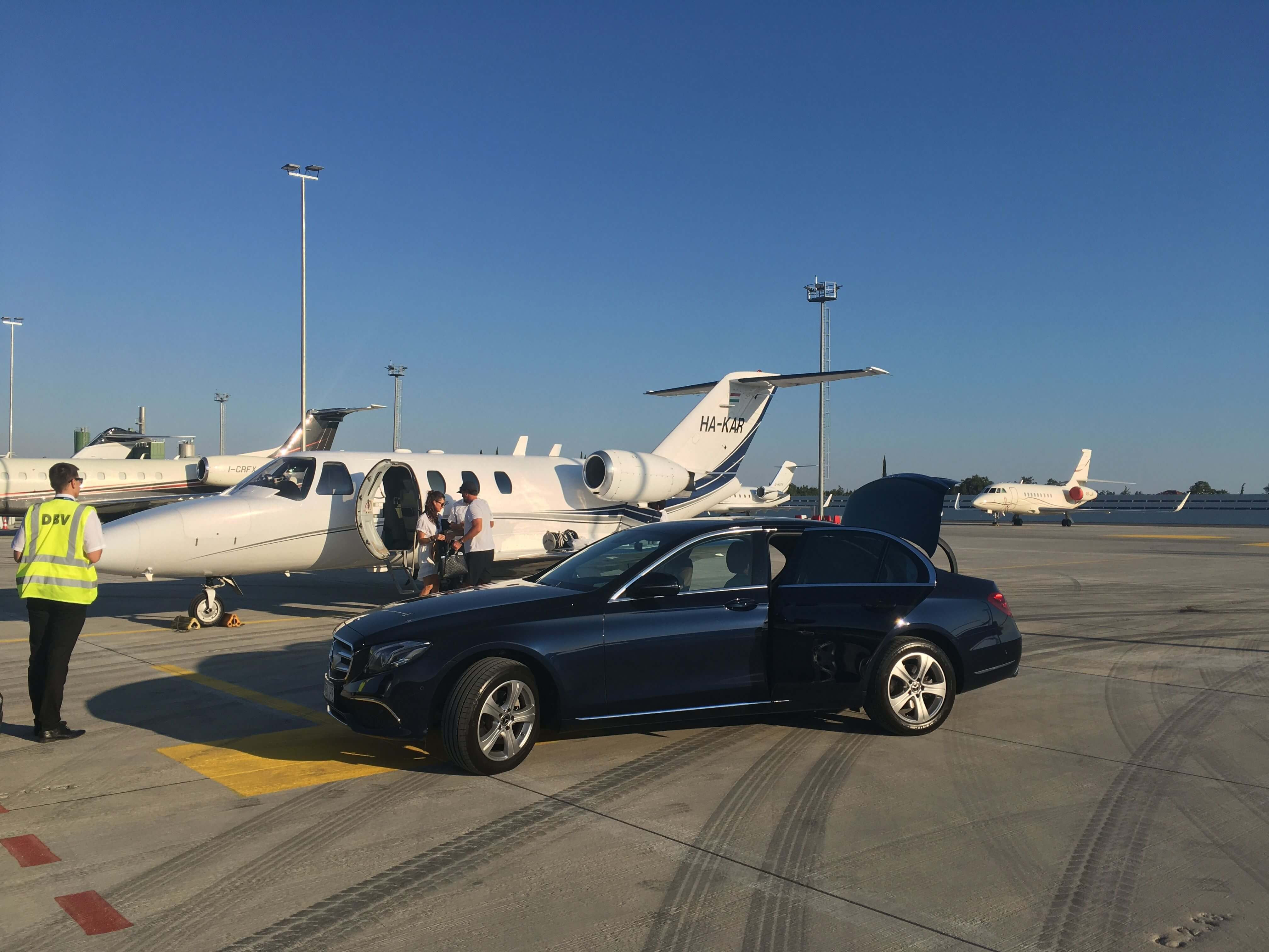 Dubrovnik Airport transfer - 3 pax