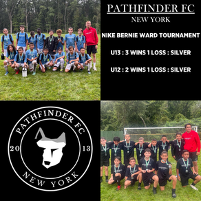 Non-Pay-To-Play Youth Take Silver At Nike Bernie Ward Tournament