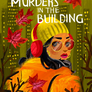 Only Murders In the Building Cover Art