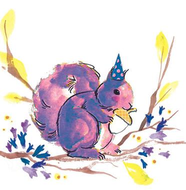 Party Squirrel