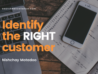 Lead Generation DECODED: Target the right CUSTOMERS using this model