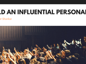 7 Steps to building an Influential Personality