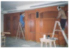 Professional Cabinet Installation