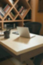 Custom Cabinet Home Office Desk
