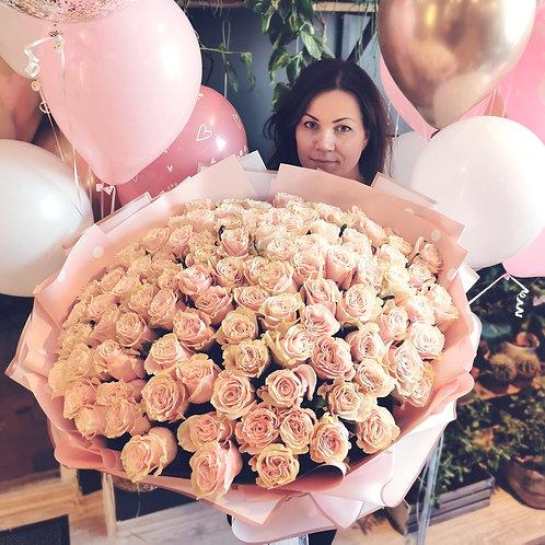 101 roze - rozā