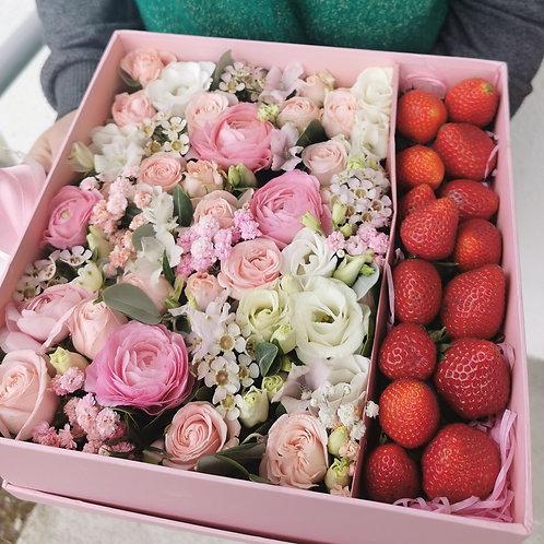 Ziedu kastīte 12