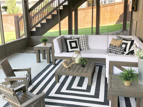 Styling Your Outdoor Space