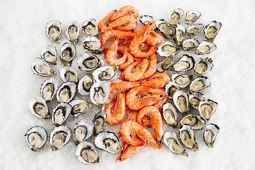 Prawn & Oyster Hamper