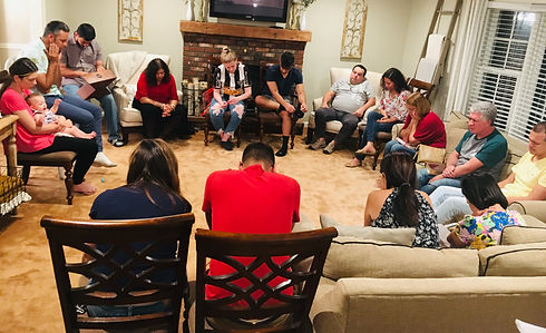 Reunião de Oração - Gate City Church Brazilian Congregation (Igreja Brasileira em Nashua, NH)