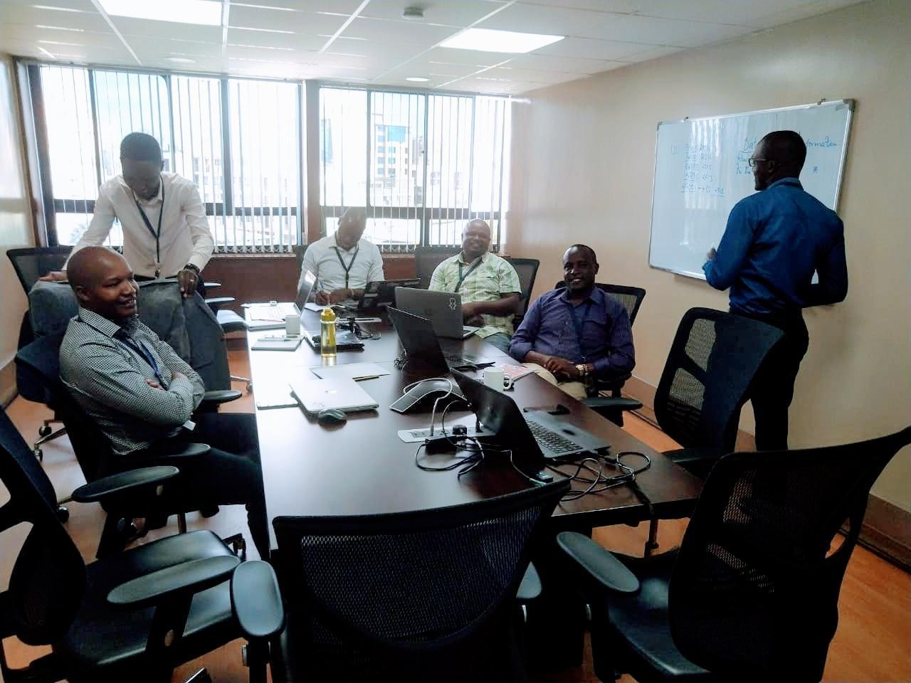 ISO 27001 at Digital Divide Data