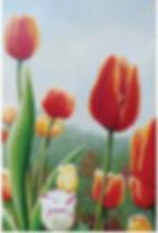 Toile tulipe.JPG