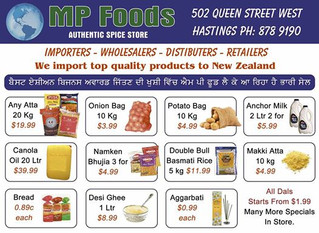 MP Foods Special