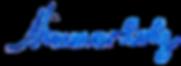 Holzordner von Nimmerholz Logo