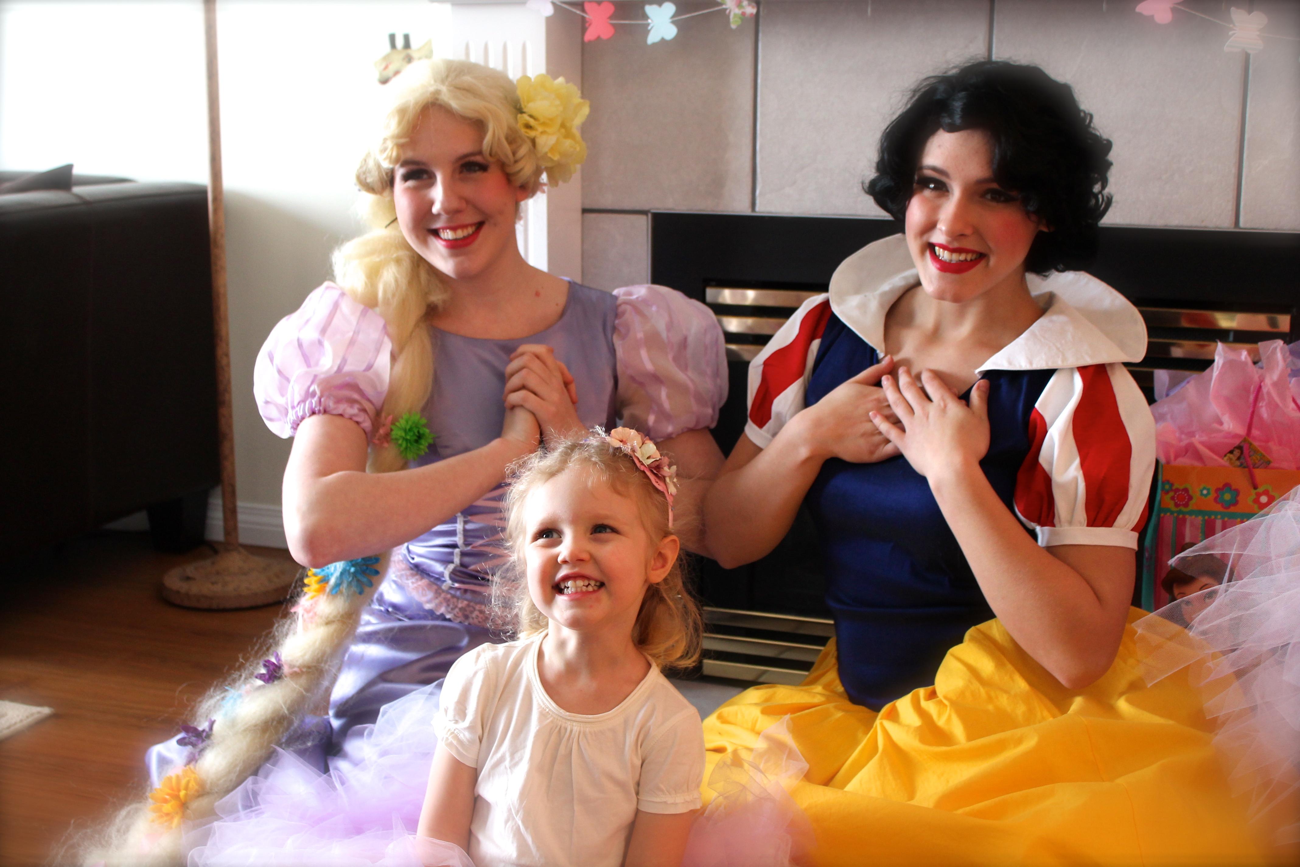 Kamloops Princess Parties