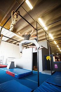 Kamloops Summer Camp Gymnastics Parkour Best