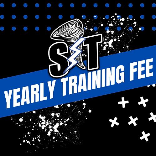 Full Year Training Fee - Weather Girls