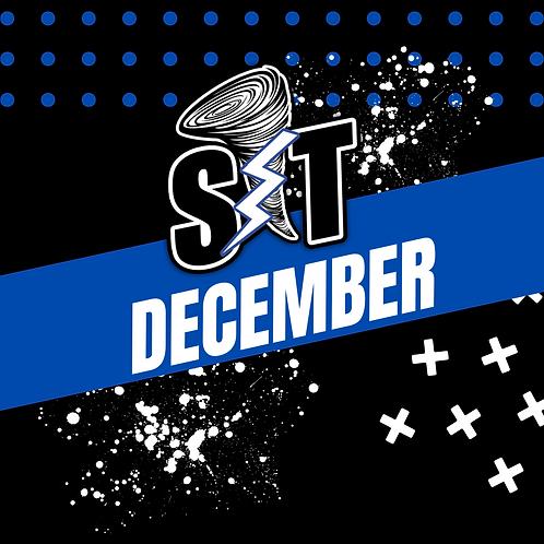 Lady T's - December