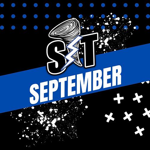 Lady T's - September