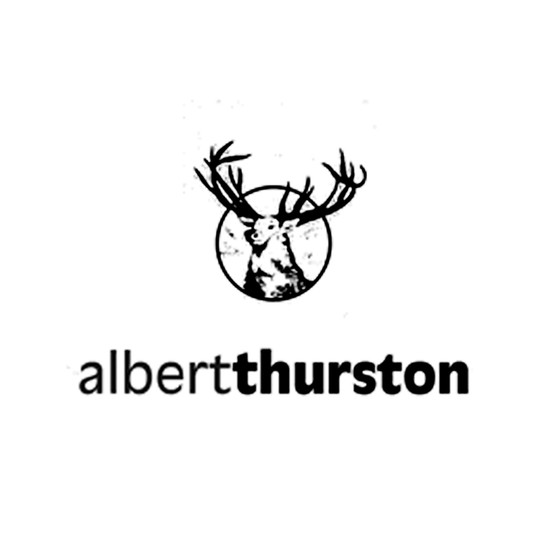 Albertthurston logo