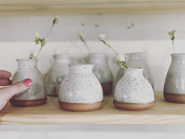 Baby vases will be making their 2020 onl