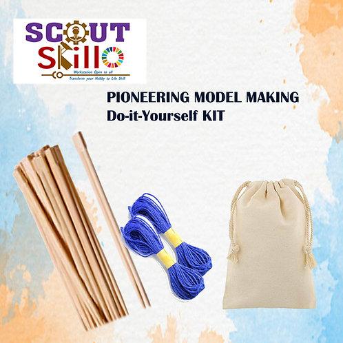 Pioneering Model Making DIY Kit