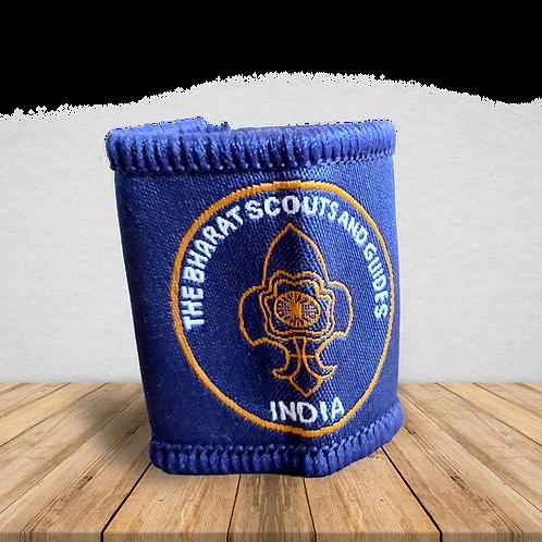 BSG India Cloth Woggle - Blue