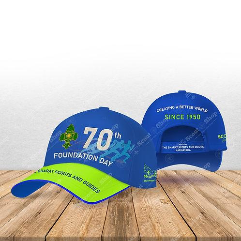 Foundation Day Cap