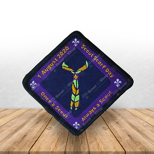Scout Scarf Day 2020 Badge