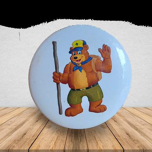 Cub - Metal Badge