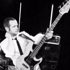 Groovy Revolution's bassist Wayo