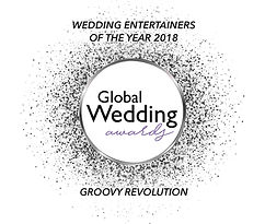 Wedding Band for Hire - Manchester & Cheshire | Groovy Revolution