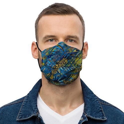 Blue Dream Face Mask