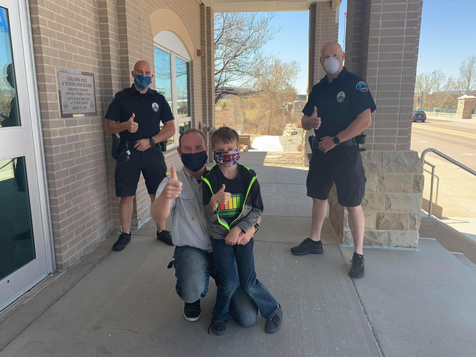 DJCASE and DJDC at Castle Rock Police Department