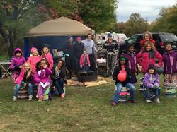 2015 Fall Break Camp Out