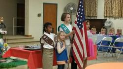 2015 Bridging Flag Ceremony
